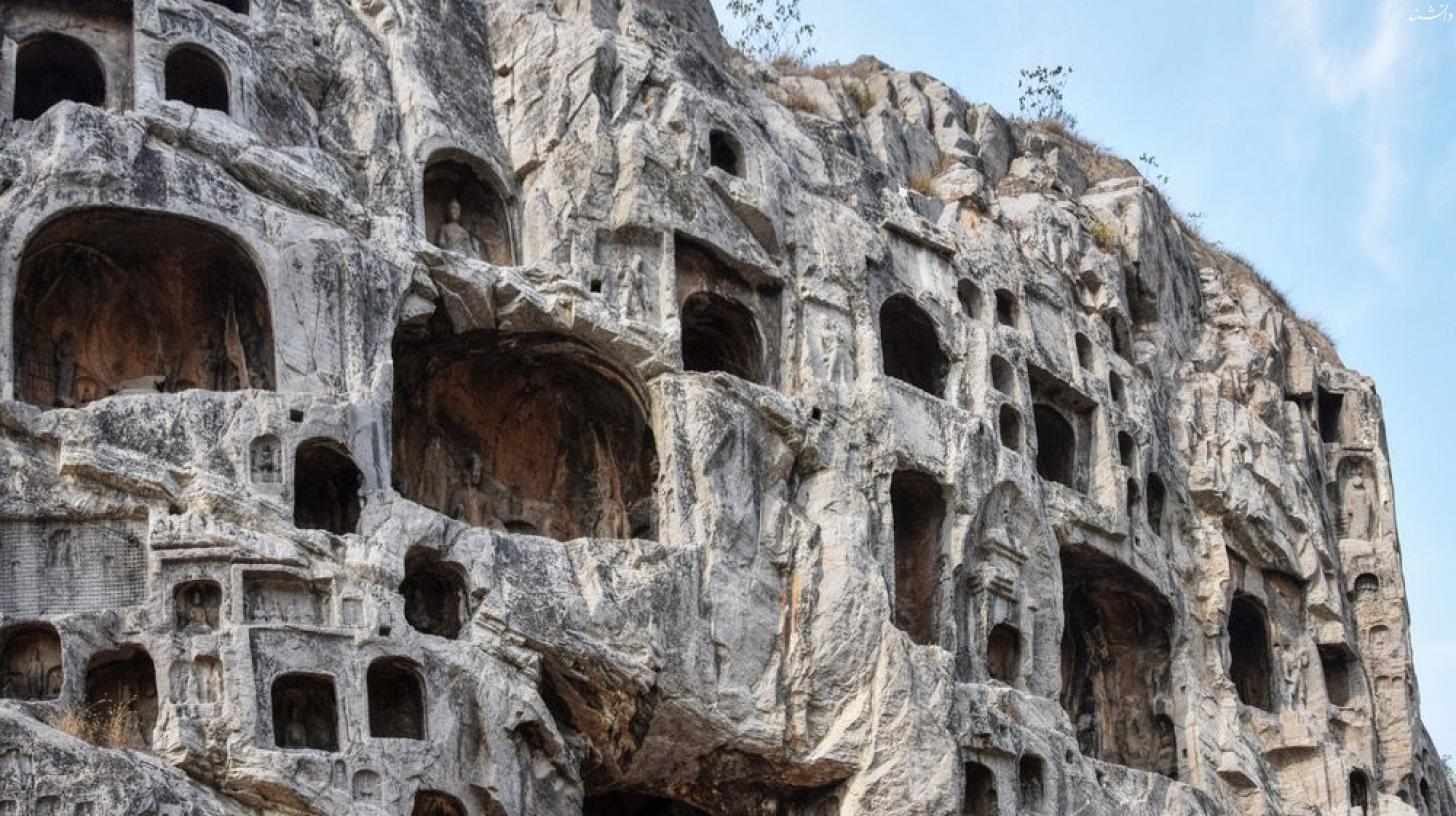 henan province grottoes