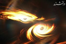 114205593 24 artists impression of colliding black holes Copy